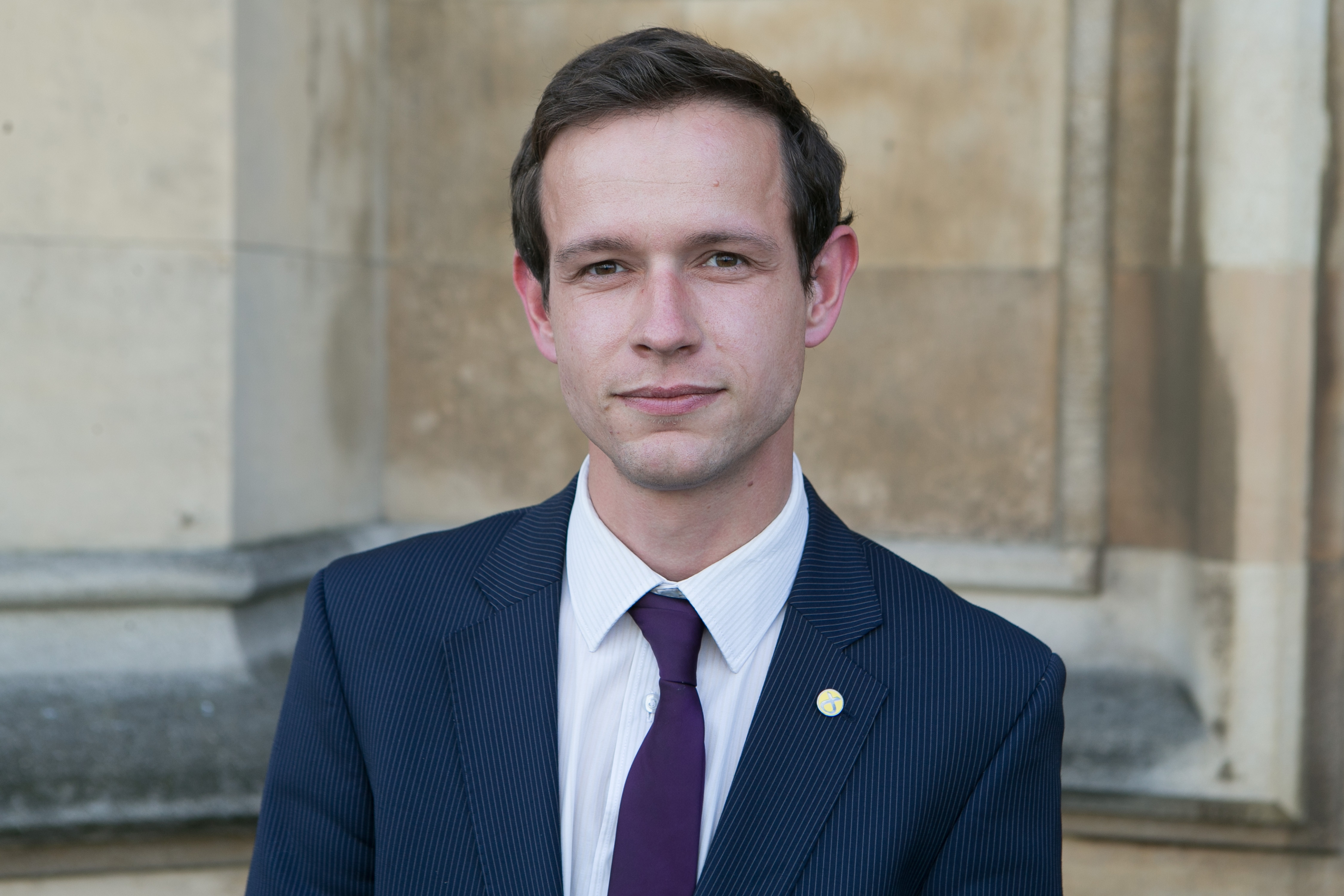Callum McCaig Interview: Worst Thing About Parliament? 'The Tories. Is That