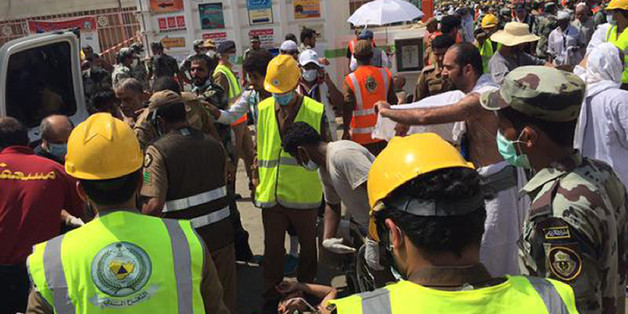 717 morts dans une bousculade à La Mecque