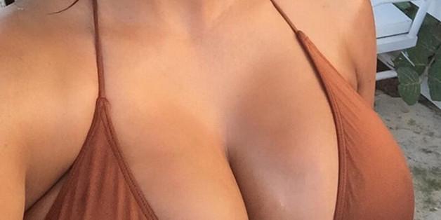 Kim Kardashian schießt ja gerne mal das ein oder andere Selfie.