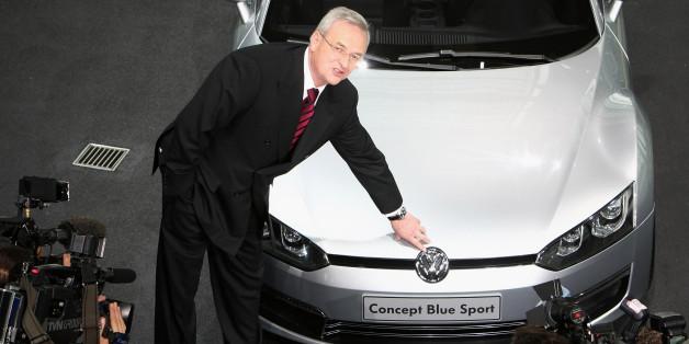 VW-Vorstandsvorsitzender Martin Winterkorn