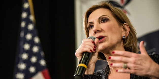 Fiorina Spins a New Lie, and Her Issues With Truth Look Compulsive