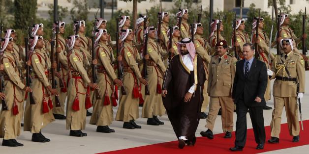 Der Prinz von Saudi-Arabien, Muhammad bin Salman, hat gerade ganz andere Probleme