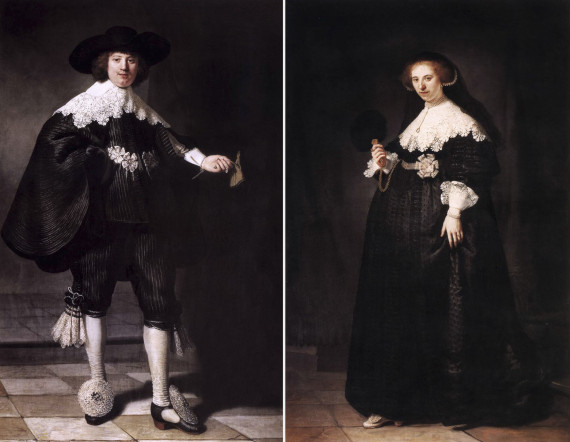 tableaux rembrandt