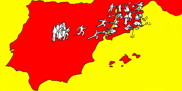 on catalonia and the illusion of independence huffpost