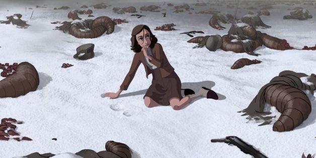 H «Άννα Φρανκ» νέα ταινία του Άρι Φόλμαν