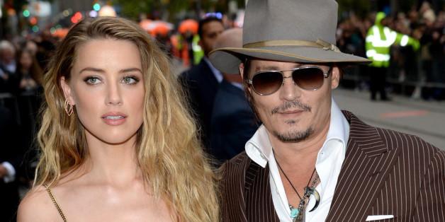 Ehepaar und Kollegen: Amber Heard und Johnny Depp