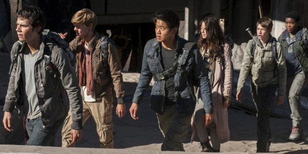 """Mit """"Maze Runner 2"""" kommen die Jugendlichen in die Brandwüste"""