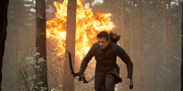 """""""Hawkeye"""" ist in Teil 2 besser beschäftigt als in Teil 1"""