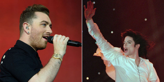 Sam Smith and Michael Jackson