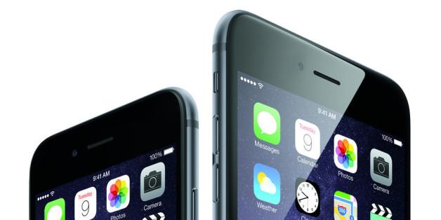 Die iPhones 6 und 6s haben viel Neues im Petto