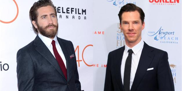 Jake Gyllenhaal (l.) und Benedict Cumberbatch könnten bald zu Erfindern werden