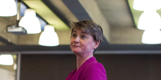 LONDON, ENGLAND - AUGUST 19:  Labour party leadership candidate Yvette Cooper, Labour Party MP for Normanton, Pontefract and Castleford speaks during a Women's event on August 19, 2015 in London, England. Yvette Cooper, who is running for the position of the leader of the Labour party, answered questions today on the future of her party during a Women's Event at Coin Street Neighbourhood centre.  (Photo by Dan Kitwood/Getty Images)