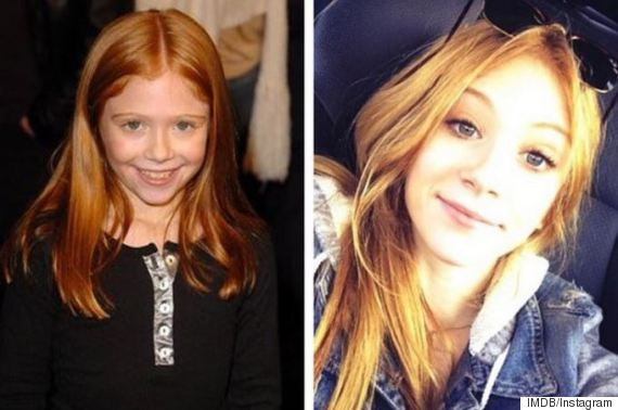 Cheaper By The Dozen Cast Is All Grown Up  Huffpost Canada Liliana Mumy
