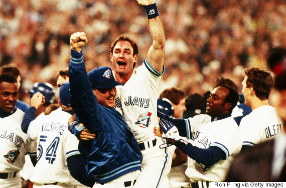 blue jays world series 1993