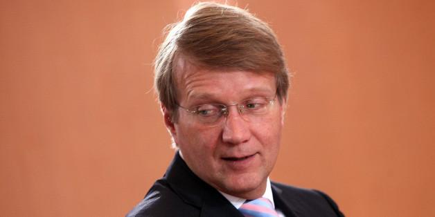 Deutsche-Bahn-Vorstand Ronald Pofalla