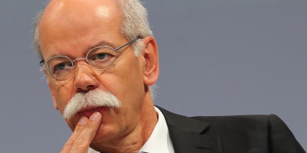 In seinem Unternehmen werde nicht getrickst, sagt Daimler-Chef Zetsche