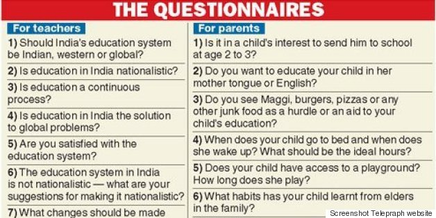 Gujarat School Surveys Teachers And Parents On How To Make Education
