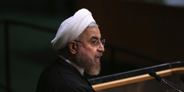 Irans Präsident Ruhani