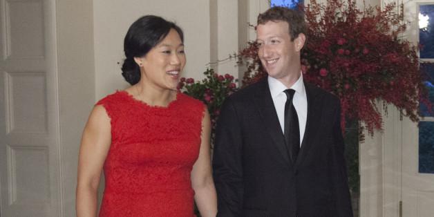 Es wird ein Mädchen: Mark Zuckerberg und Priscilla Chan erwarten ihr erstes gemeinsames Kind