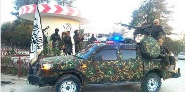 Angriff auf Kunduz - Taliban stürmen Krankenhaus