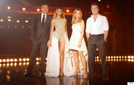 britains got talent judges 2016