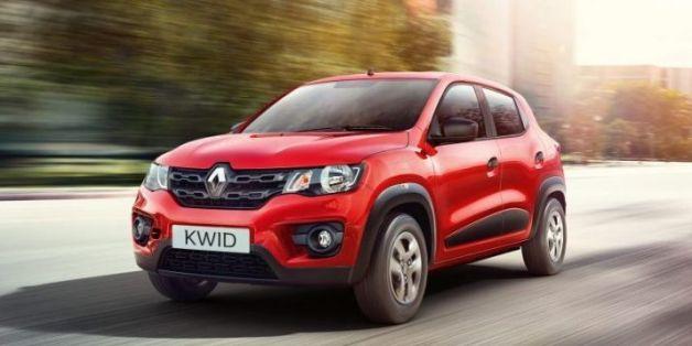 Inde Renault Lance Kwid Sa Voiture La Moins Chere Al Huffpost