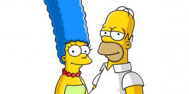 """Es war alles nur ein Traum: """"Die Simpsons"""" lassen sich niemals scheiden"""