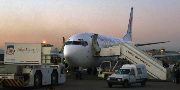 """Le Maroc possède, avec son aéroport de Marrakech, des installations modernes et respectueuses de l'identité marocaine. Reportage sur <a href=""""http://voyager-comme-ulysse.com"""" rel=""""nofollow"""">Voyager comme Ulysse</a>"""