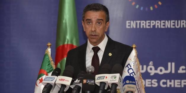 """Ali Haddad: le FCE est """"dans son rôle"""""""