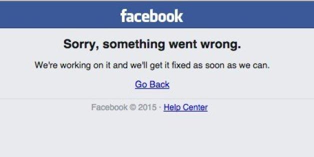 Facebook ist down - nicht nur in Deutschland