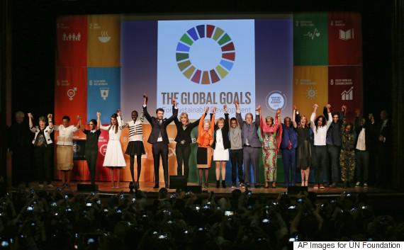 united nations global goals