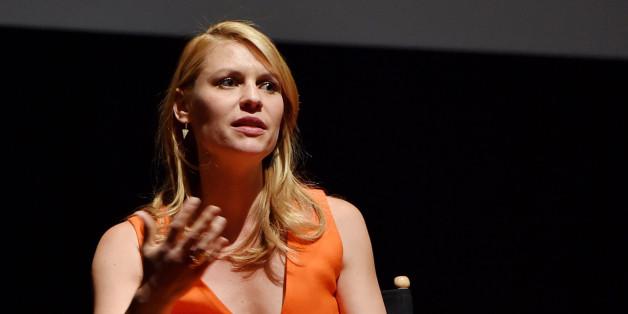 Die US-Schauspielerin Claire Danes