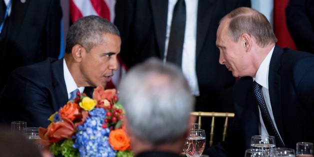 Poutine et Obama ont des positions très divergentes sur Bachar al-Assad