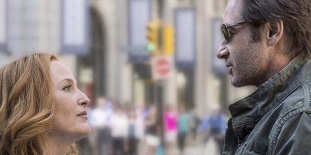 Dana Scully und Fox Mulder sind zurück