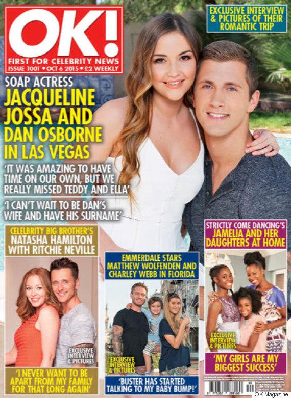 Jacqueline Jossa And Dan Osborne Considered Las Vegas ...