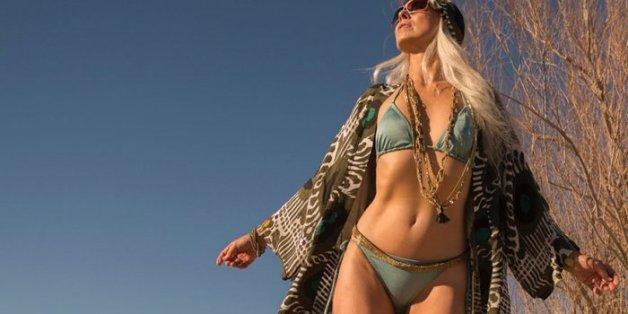 Yasmina Rossi hat einen bewundernswerten Körper