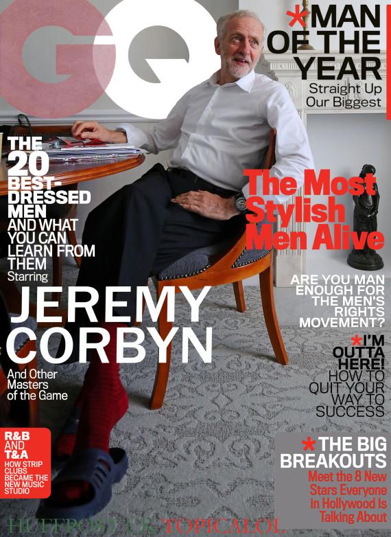 corbyn gq