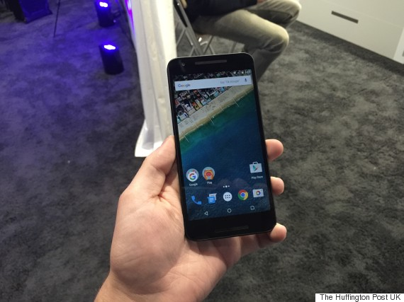Google Nexus 5X Preview: Updating A Classic | HuffPost UK