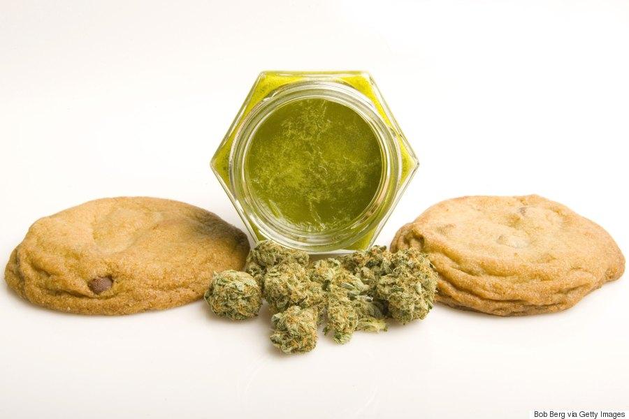 weed cookies