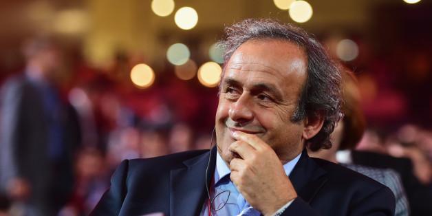 UEFA-Chef Michel Platini steht unter Verdacht