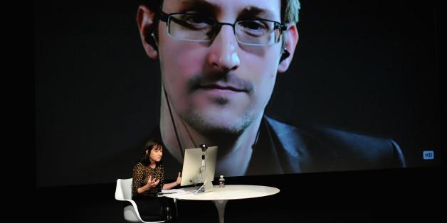 NSA-Enthüller Edward Snowden