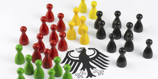 Bald könnte die FDP wieder im Bundestag sitzen