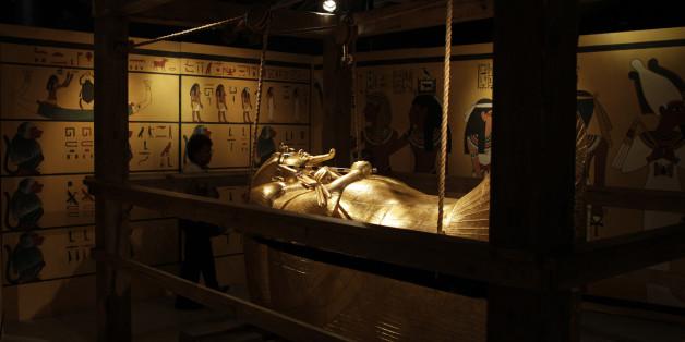Le tombeau de Toutankhamon pourrait abriter la chambre funéraire de Néfertiti