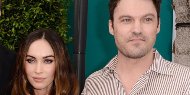 Gehen künftig getrennte Wege: Megan Fox und Brian Austin Green