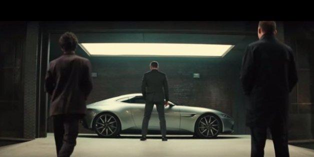 Le nouveau James Bond a coûté très cher en voitures détruites