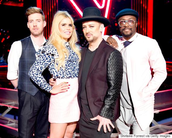 the voice 2016 judges