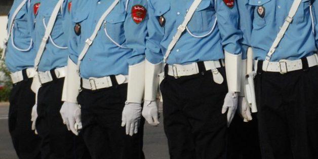 Des policiers sanctionnés par leur hiérarchie pour avoir manifesté devant la préfecture