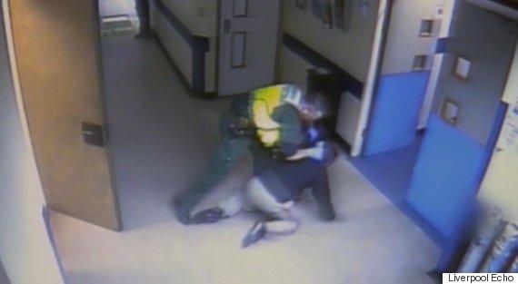 paramedic attack