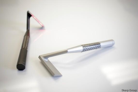 photo rasoir laser