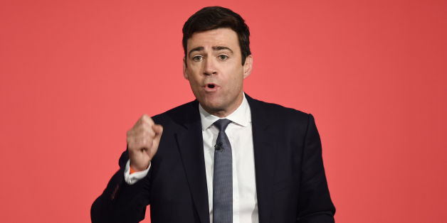 File photo dated 28/06/15 of Labour leadership hopeful Andy Burnham, who has said that the benefits budget should be under the control of local councils.